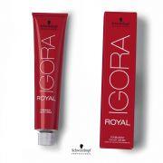 Tinta Igora Royal 60g - Cor 0.33 - Mistura Verde