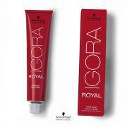 Tinta Igora Royal 60g - Cor 6.77 - Louro Escuro Cobre
