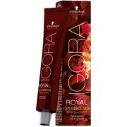 Tinta Igora Royal - Cor 9.57 - Louro Extra Claro Dourado Cobre