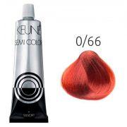Tinta Keune Semi Color 60ml - Cor 0/66 - Vermelho