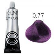 Tinta Keune Semi Color 60ml - Cor 0/77 - Violeta