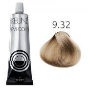 Tinta Keune Semi Color 60ml - Cor 9.32 - Louro Muito Claro Bege