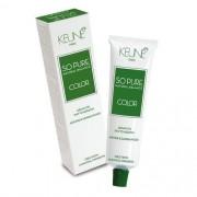 Tinta Keune So Pure 60ml - Cor 7.73 - Louro Médio Violeta Dourado