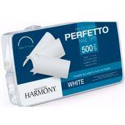Tips Sorriso Curvatura C Branca Harmony - Caixa C/500 Unid.