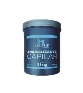 Mascara Hidratante Anabolizante Capilar Liz up - 1kg