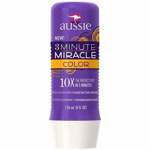 Mascara Strong, Color, Moist 3 Minute Miracle Aussie
