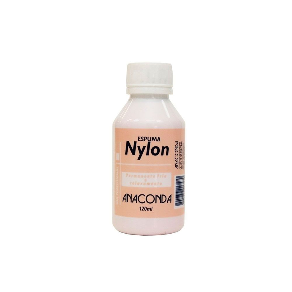 Anaconda Espuma Nylon 120ml
