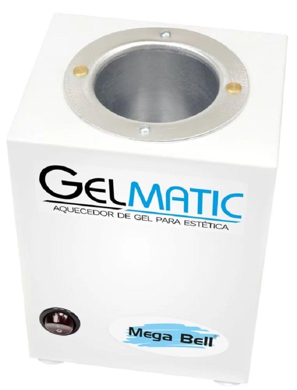 Aquecedor Gel Matic Bivolt - Mega Bell