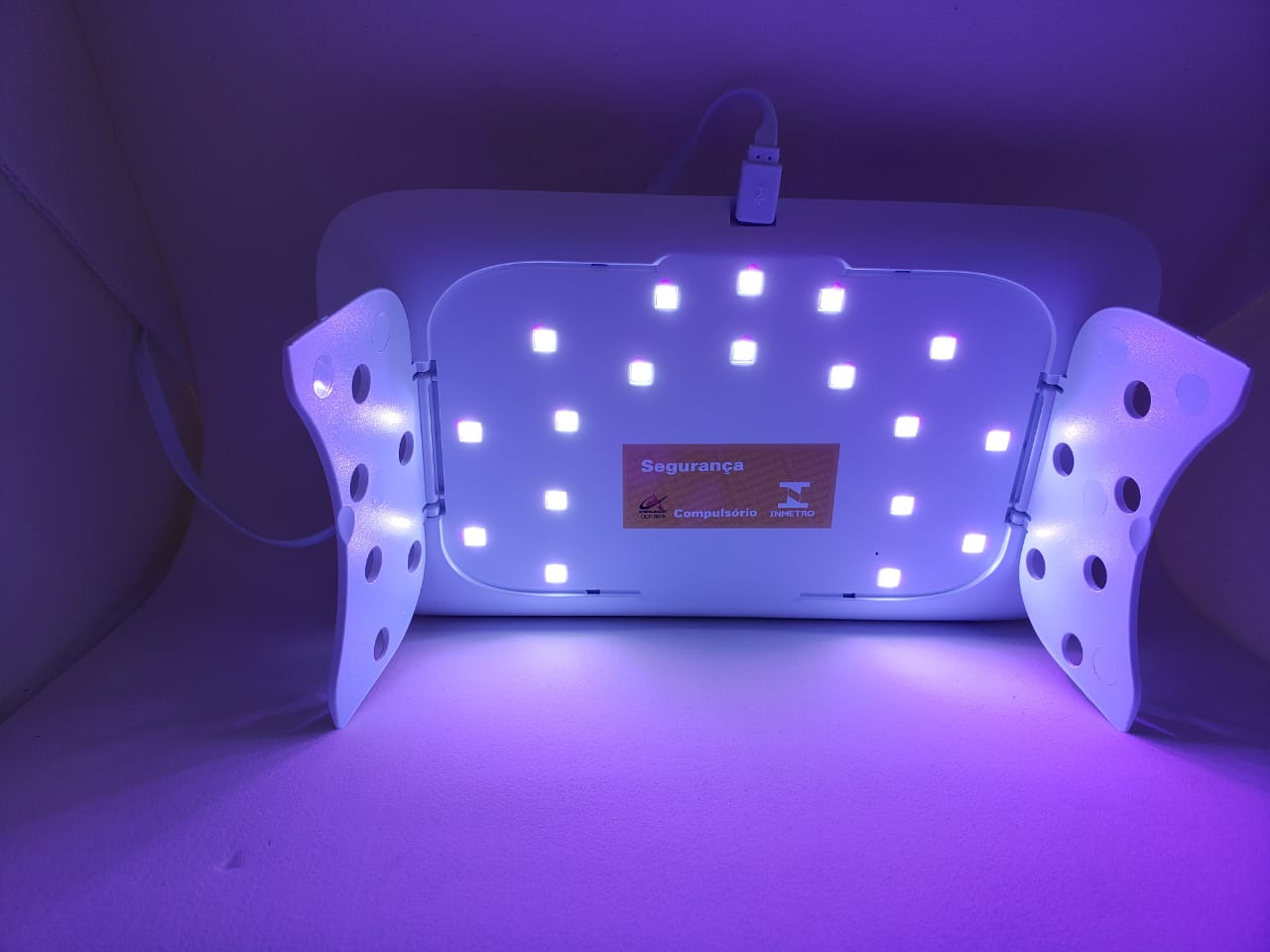 Cabine UV LED Sun Mini 3 PLUS 24W Original SUNUV