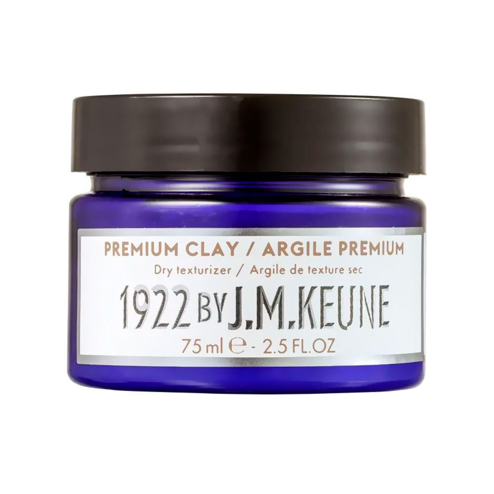 Cera Modeladora 75ml By J.M Keune Premium Clay 1922