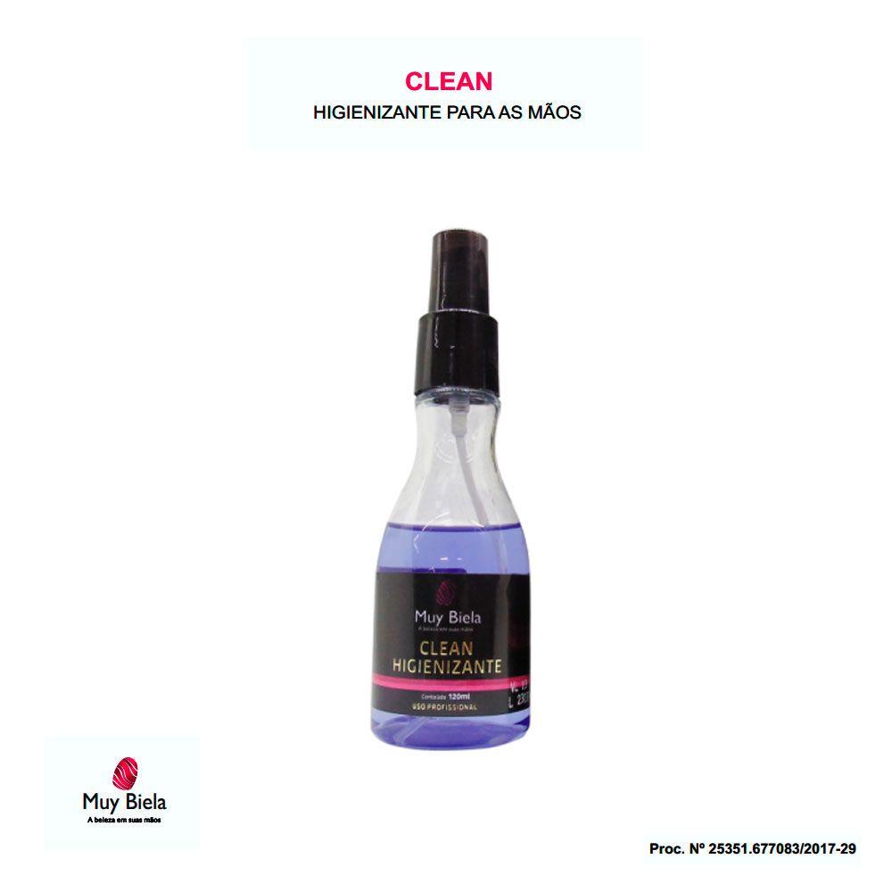 Clean Higienizante Muy Biela (Prep) 120 Ml