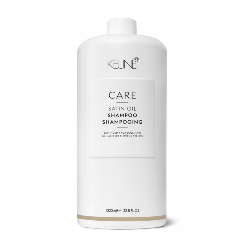 Condicionador Keune Care Line Satin Oil 1000ml