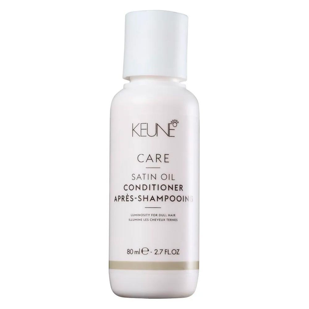 Condicionador Keune Care Line Satin Oil 80ml