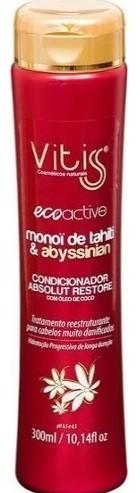 Condicionador Vitiss Ecoactive Monoï Tahiti 300ml