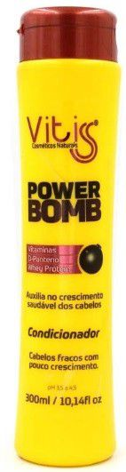 Condicionador Vitiss Power Bomb 300 ml