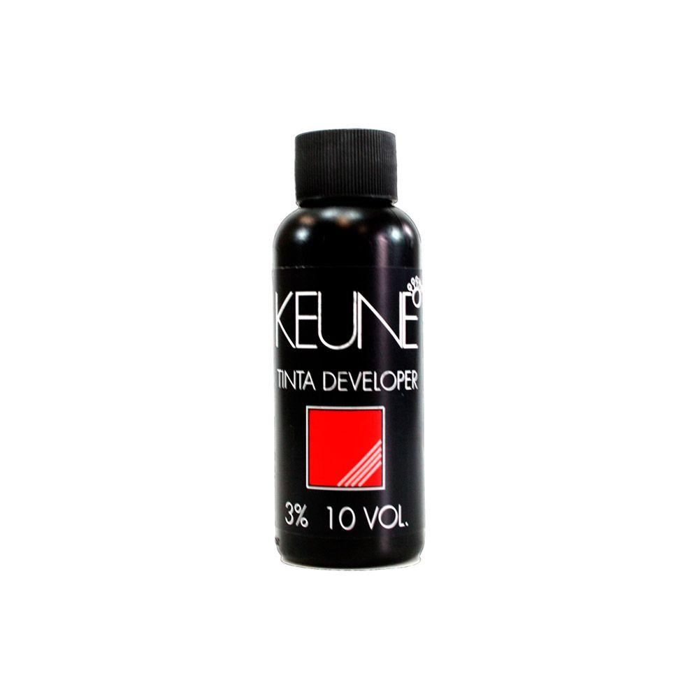 Creme Oxidante Keune Tinta Developer 10, 20, 30, 40 Vol. - 60ml