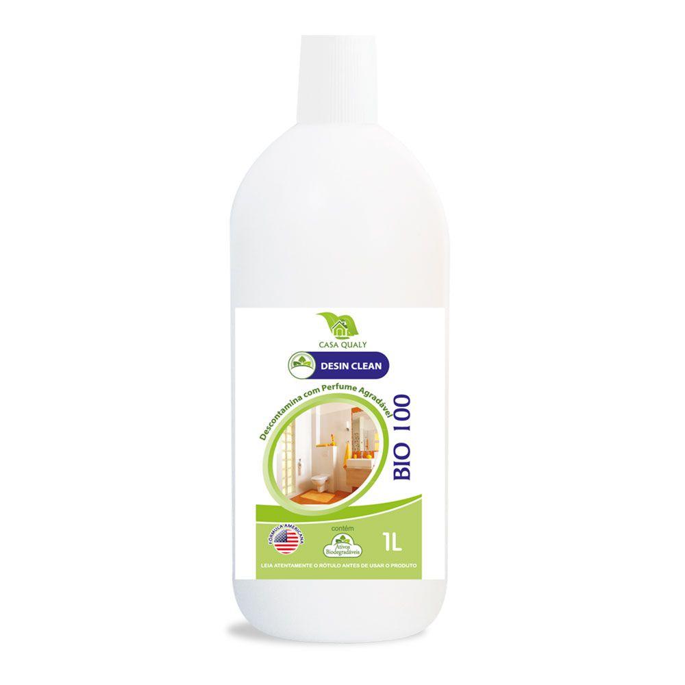Desinfetante - Bio 100 Erva Doce - 1 litro - Casa Qualy