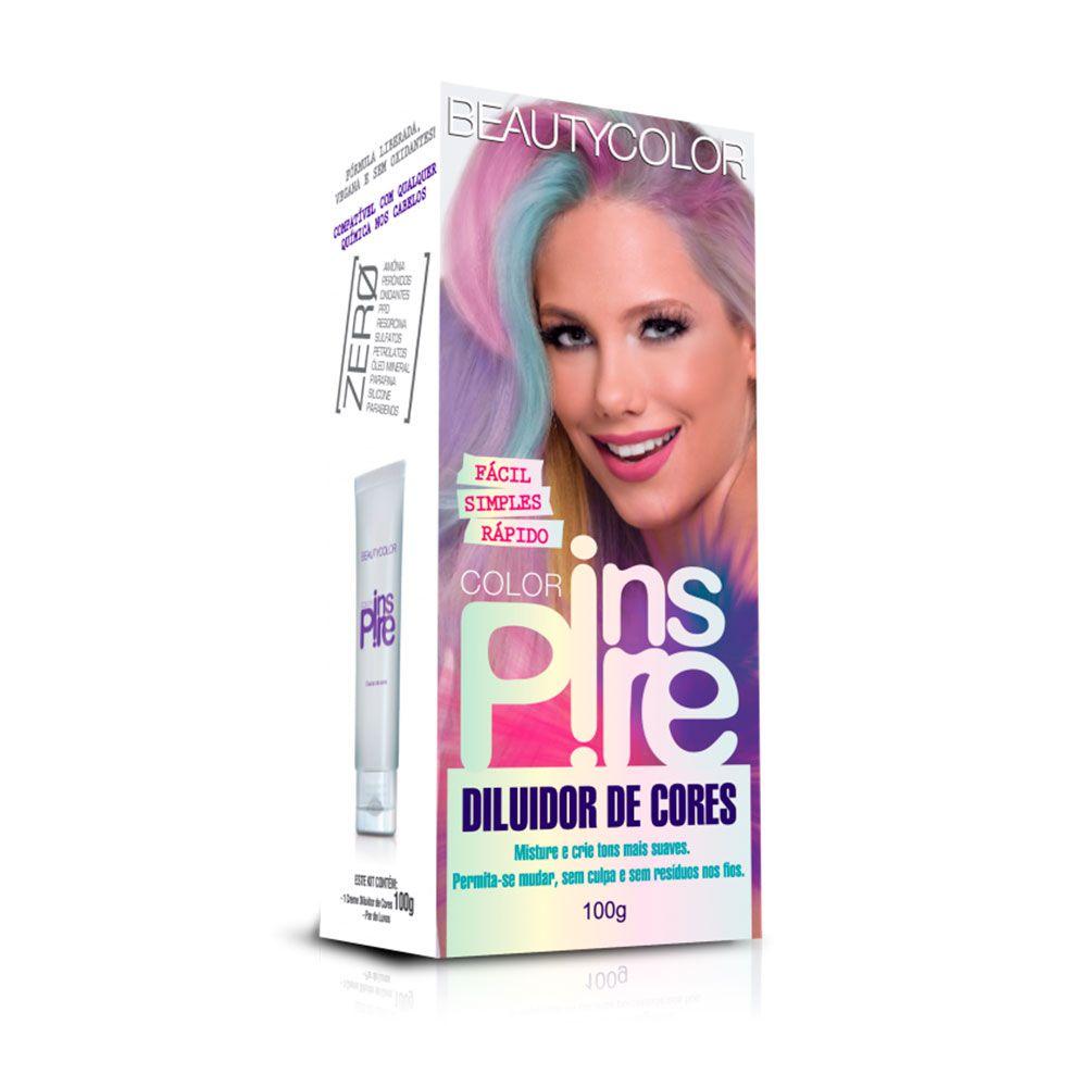 Diluidor De Cores Beautycolor Color Inspire 100g