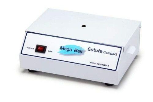 Estufa Compact Mega Bell Automática 170° Bivolt