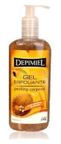 Gel Esfoliante Peeling Corporal Depimiel 240ml