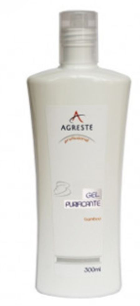Gel Purificante de Limpeza Agreste 300ml Agreste