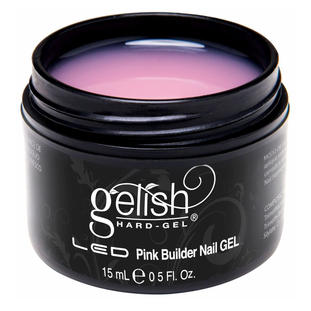 Gelish Hard Gel Construtor Pink Builder Harmony 15ml