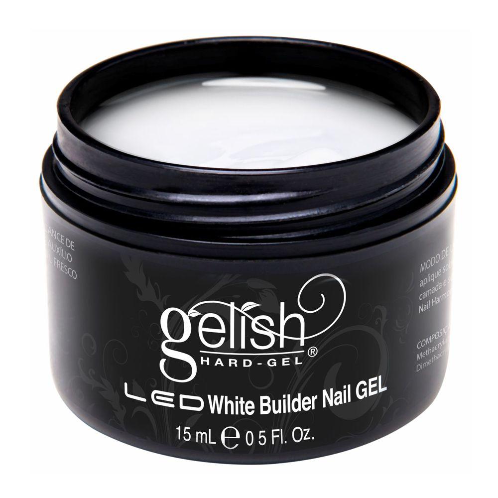 Gelish Hard Gel White Builder Harmony 15ml