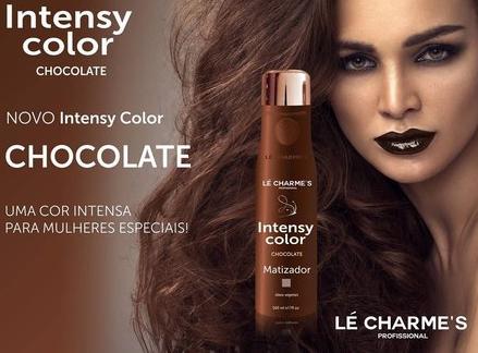 Intensy Color Masc Mat Chocolate Lé Charmes 300ml