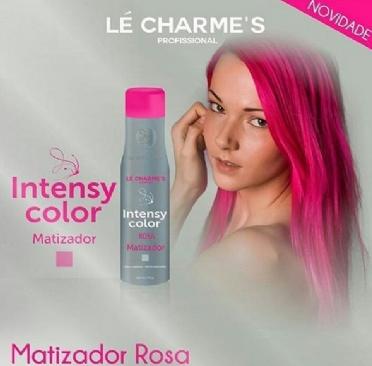 Intensy Color Masc Mat Rosa Lé Charmes 300ml