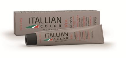 Itallian Hair Color - Tinta Color Silk 60gr Marrons