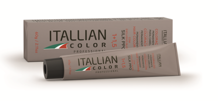 Itallian Hair Color - Tinta Color Silk 60gr Vermelho