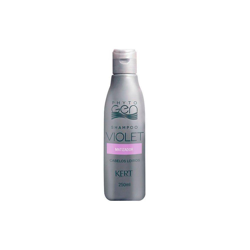 Kert Phytogen Shampoo Violet Matizador 250ml