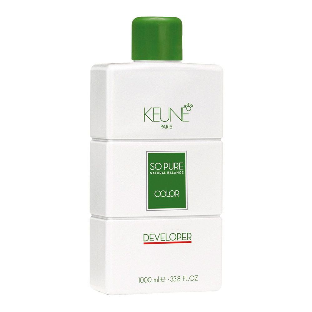 Keune So Pure Developer Oxidante 1000ml