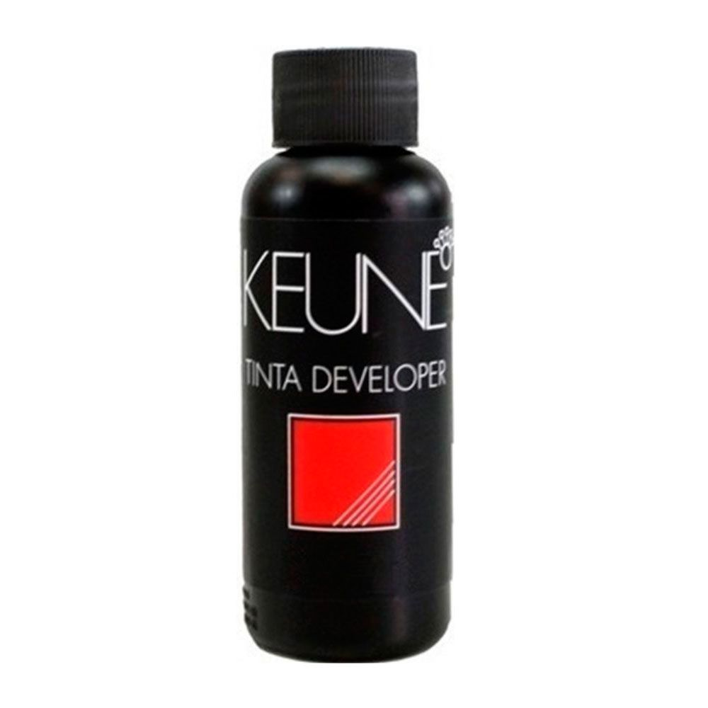 Kit 3 Tinta Keune Color 60ml + 3 Água Oxigenada Keune 60ml