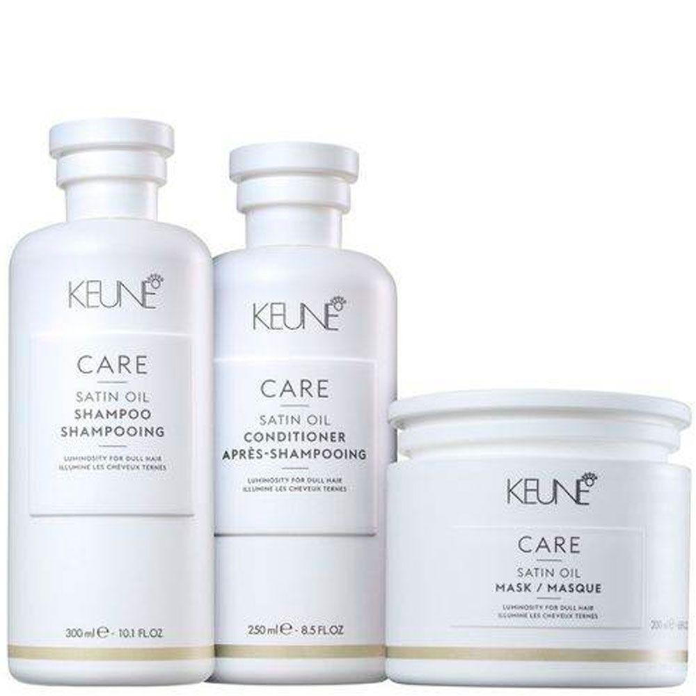 Kit Keune Care Line Satin Oil
