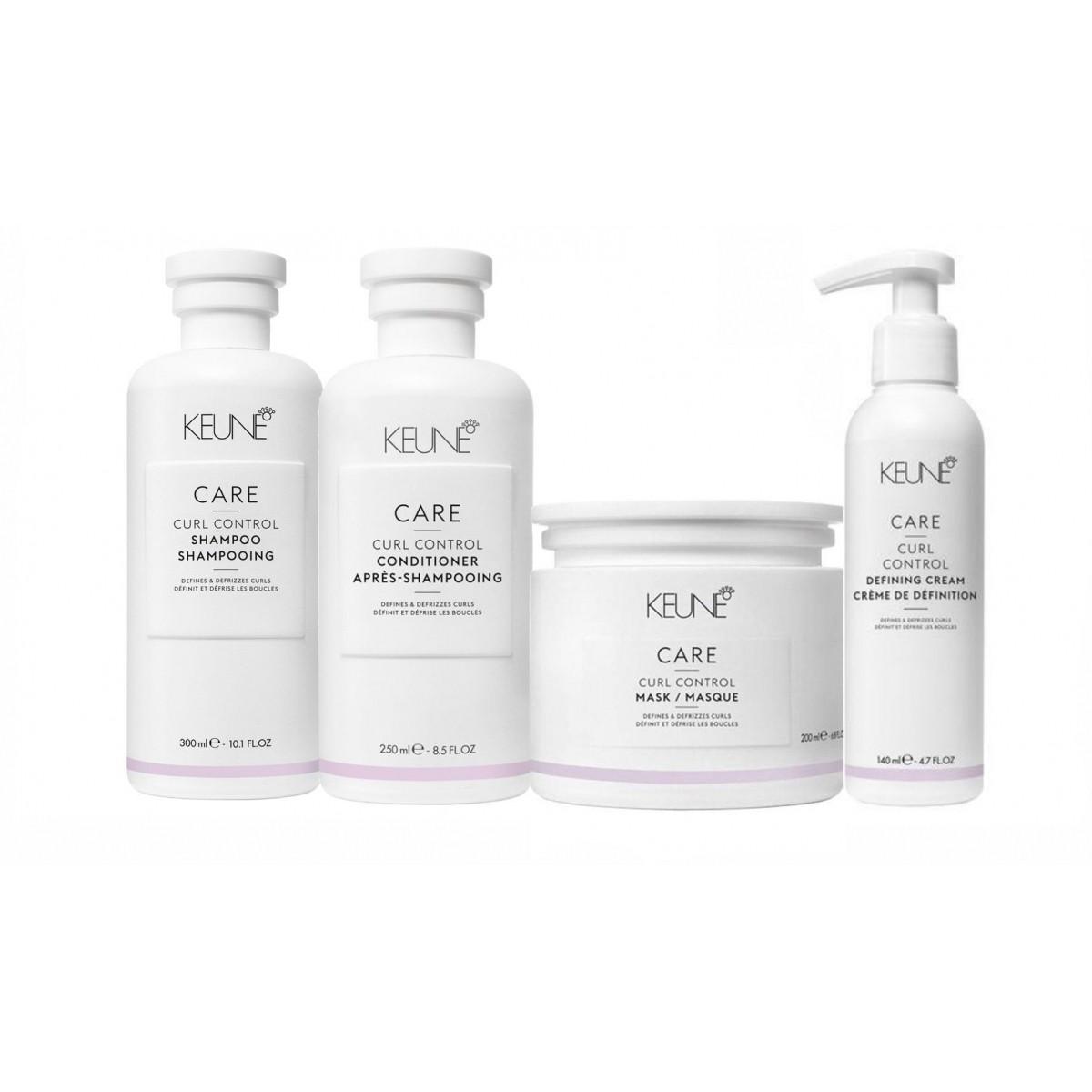Kit Keune Curl Control Care