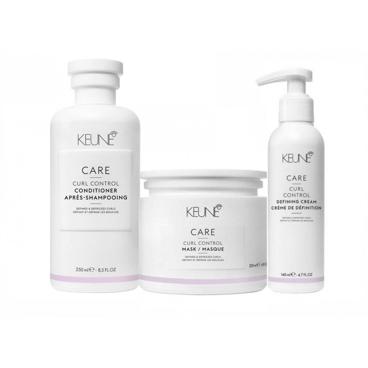 Kit Keune Curl Control
