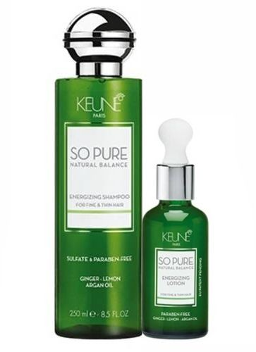 Kit Keune So Pure Tratamento Energizing