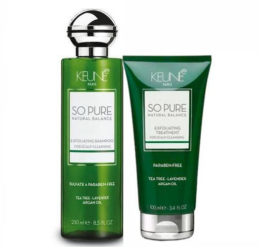 Kit Keune So Pure Tratamento Exfoliating