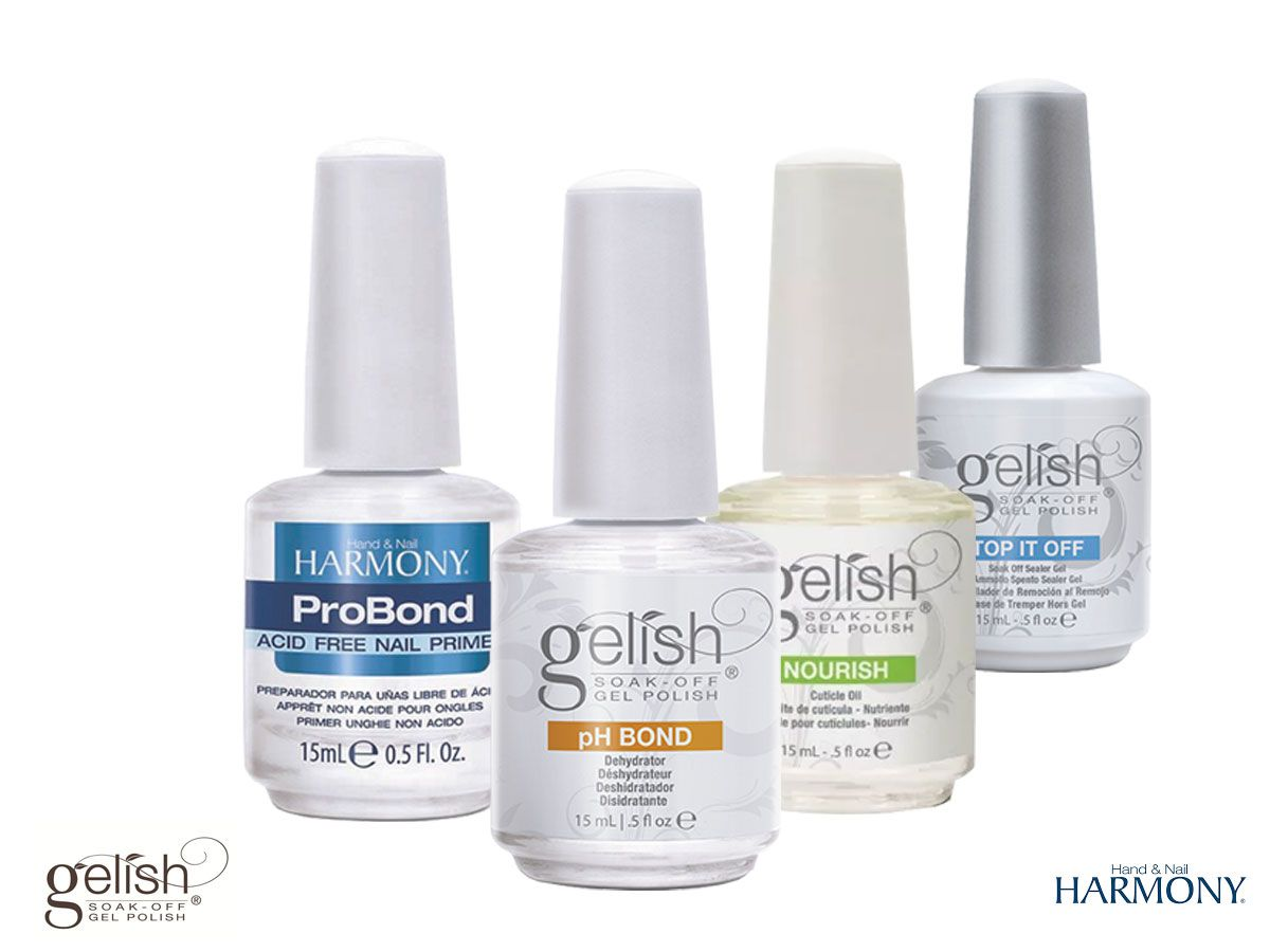 Kit Para Unhas de Gel Gelish Harmony