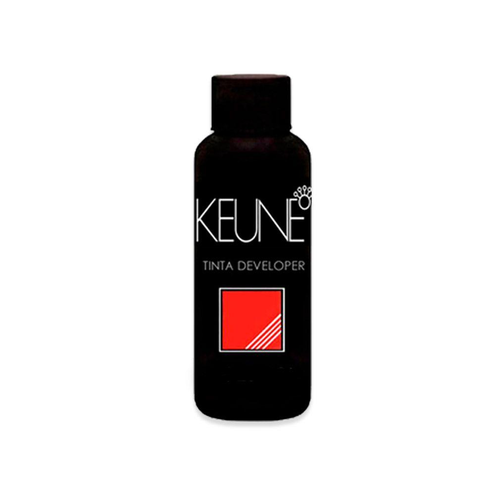 Kit Tinta Keune Color 60ml + Água Oxigenada Keune 60ml