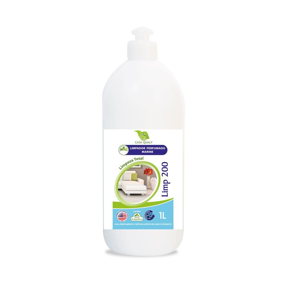 Limpador Perfumado - Limp 200 - 1litro - Casa Qualy