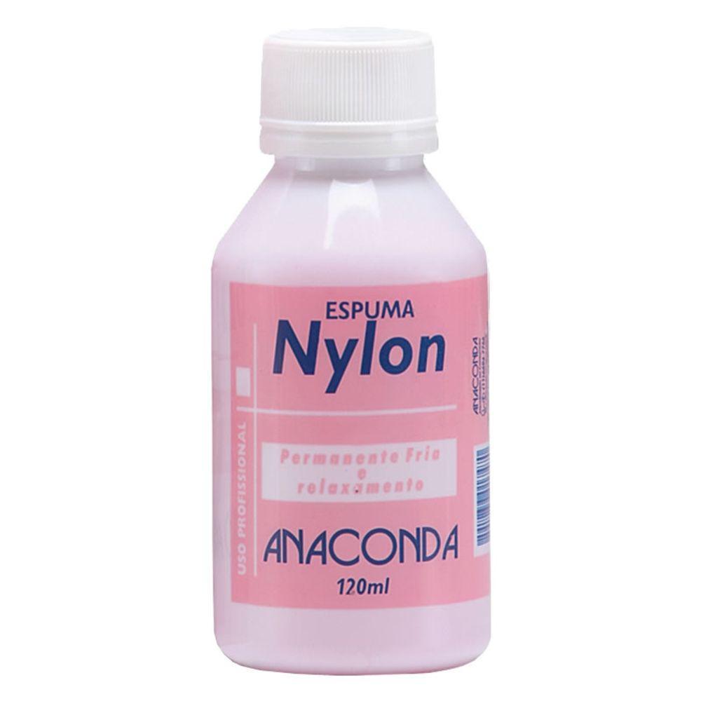 Líquido Para Permanente Espuma De Nylon Anaconda 120ml