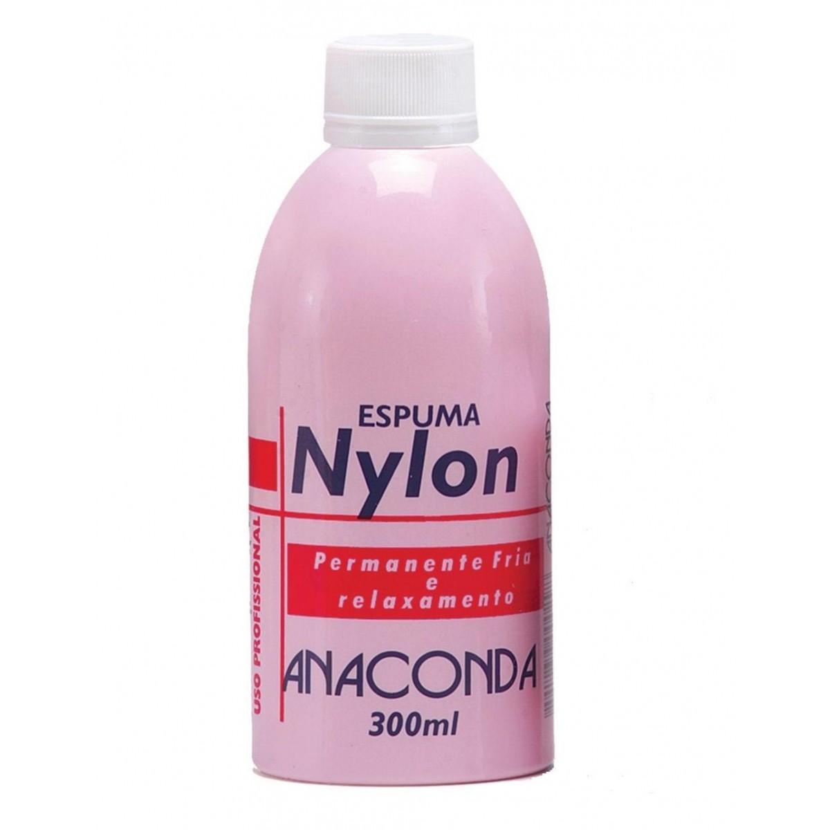 Líquido Para Permanente Espuma Nylon Anaconda 300ml