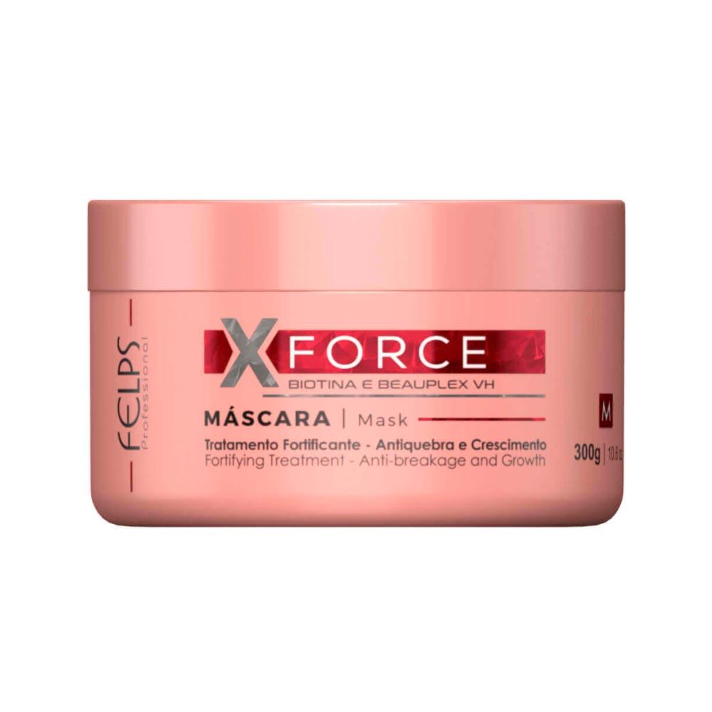 Máscara Fortificante Xforce 300g Felps