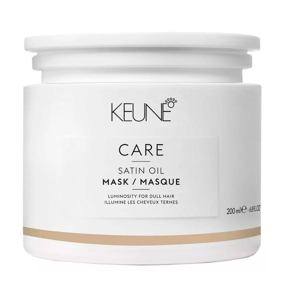 Máscara Hidratação Keune Satin Oil Mask 500ml