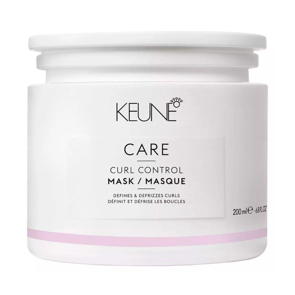 Máscara Nutrição Keune Curl Control 200ml