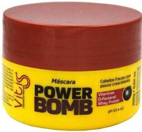 Máscara Vitiss Power Bomb 250g