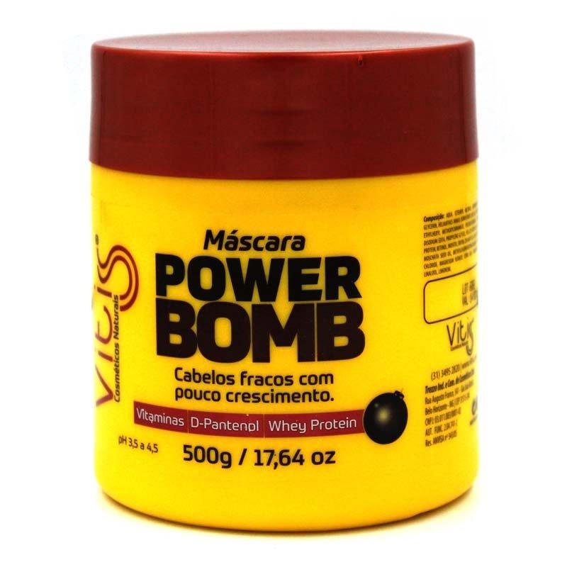 Máscara Vitiss Power Bomb 500g