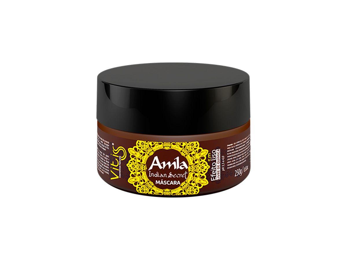 Mascara Vitiss Amla Indian Secret 250g